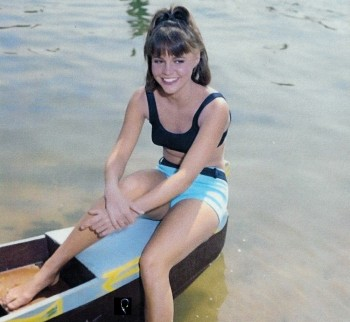 Sally Field: Cute 'Gidget' Era Pic  - MQ x 1