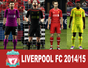 Download Liverpool F.C. 2014-15 GDB Folder by argy