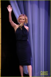 Jennifer Lawrence - The Tonight Show Starring Jimmy Fallon in NYC 5/15/14