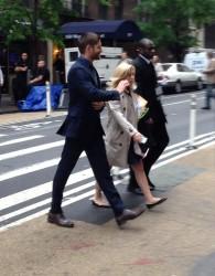 CW Upfronts 15 мая 2014 Нью Йорк: фото из твиттеров