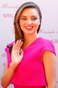 Miranda Kerr - Royal Albert Pop-Up Store in Sydney - 05/16/14