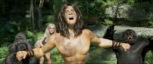 2013年 人猿泰山 [欧洲影史最大规模动作捕捉CG动画长片]的图片