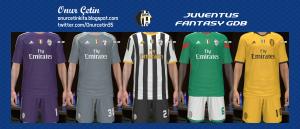 Download PES 2014 Juventus Fantasy GDB For PES 2014 by Onur Çetin