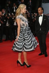 "Paris Hilton - ""The Rover"" Premiere at the 67th Annual Cannes Film Festival 5/18/14"