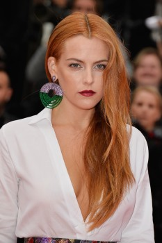 "Riley Keough At ""Foxcatcher"" Premiere in Cannes - 05/19/2014"