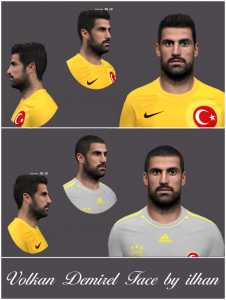 Download PES 2014 Volkan Demirel Face by ilhan