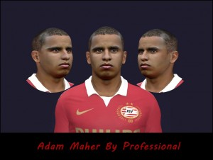 Download PES2014 Adam Maher By Professional