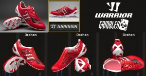 Warrior Gambler II S-Lite FG for PES 2014