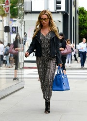 Ashley Tisdale - Shopping in LA 5/22/14