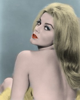 Ann-Margret - 2 x 2 Pictures - Colored by me:)