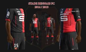 Download Stade de Rennais Home Kits 14-15 by Pakdhe