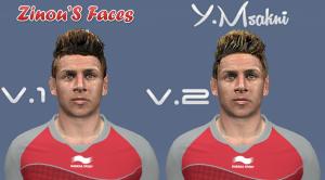 Download Youssef Msakni Face by Firas Zinou