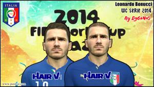 Download Leonardo Bonucci Face By DzGeNiO