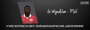 Download Face Georginio Wijnaldum PES 2014
