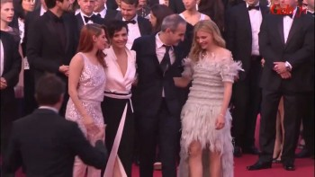 CHLOE MORETZ - Clouds of Sils Maria' Premiere - 67th Annual Cannes Film Festival 5/23/14