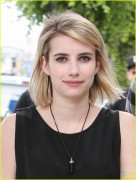 Emma Roberts - On a Date 5/24/14