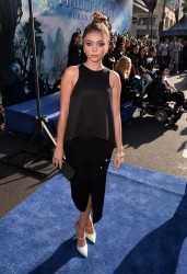 "Sarah Hyland - ""Maleficent"" Premiere in Hollywood 5/28/14"