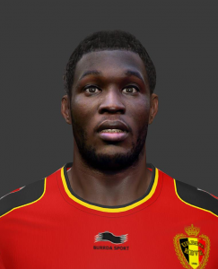 Download Romelu Lukaku Face by EmreKaya