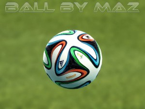 Adidas Fifa World Cup Brazuca Ball 2014-15