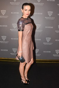 Camilla Belle @ Gucci Museo Forever Now exhibit opening, Brazil, 28.05.14 - 9 HQ