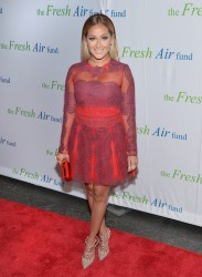 Adrienne Bailon - 2014 Fresh Air Fund Honoring Our American Hero in NYC 5/29/14