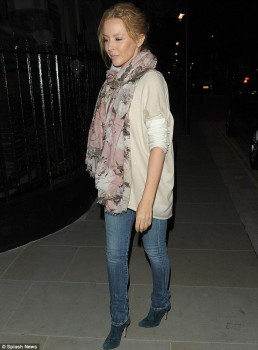 Kylie Minogue - London's Chiltern Firehouse - x 6 lq