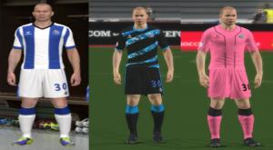 GDB Kits FC PORTO By Salichinko
