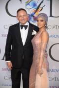 Rihanna - 2014 CFDA Fashion Awards in NY 06/02/14