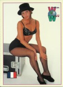 Charisma Carpenter - Women of the World Trading Cards 1994