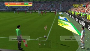 World Cup Scoreboard – Confetties by side lines of the stadiums (this my  own creation) – WC 2014 standing boards ( all default Konami s stadiums ) –  Fifa ... 6d4e2d8f6