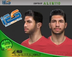 Download Emre Can Face By A L I R 1 1 0