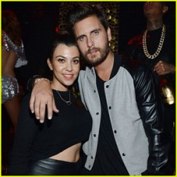 Kourtney Kardashian Pregnant with Third Child