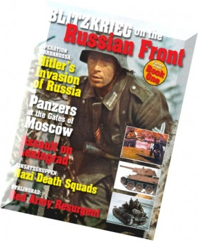 Скачать журнал Blitzkrieg on the Russian Front Special Issue.