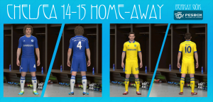 Download Chelsea Home Away Kits by Berkay Gok