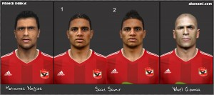 Download Defence Ahly Mini Facepack by PrinCe Shieka