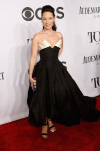 Lucy Liu , 68th Annual Tony Awards 08/06/2014 (adds)