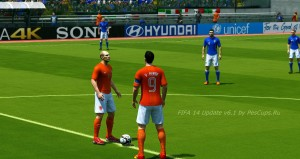 FIFA 14 Update v6.1 by PesCups.Ru - World Cup 2014