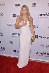 Fergie - amfAR Inspiration Gala in NYC 6/10/14