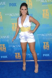 Francia Raisa leggy and nice butt @ Teen Choice Awards 2011 8/7/11