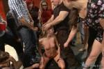 Roxy Rox fuck on display in public - Kink/ PublicDisgrace (2014/ SiteRip)
