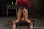Nikki Darling, Daisy Ducati : Two Squirting Pain Sluts - Kink/ DeviceBondage (2014/ SiteRip)