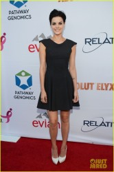 Jaimie Alexander - Pathway To The Cures For Breast Cancer Fundraiser in Santa Monica 6/11/14