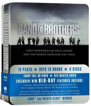 Band of Brothers - Fratelli al fronte (2001) [6 Blu-Ray] Full Blu-Ray 195Gb VC-1 ITA DD 5.1 ENG DTS-HD MA 5.1