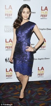 Emmy Rossum -  LA Film Festival Comet Screening - Los Angeles CA - x 6 lq