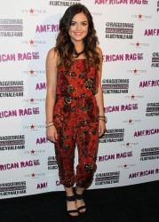 Lucy Hale at Macy's Sherman Oaks For American Rag's 'ALL ACCESS' - 14/06/2014