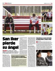 Prensa Deportiva - Iker Casillas 63b7e2333345126