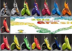 FIFA14 Boots of the World Cup Brazil 2014 v2.0 by CleytonLerya