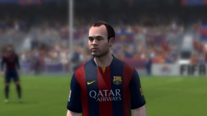 FIFA 14 FC Barcelona Nike Kits 14-15 by Rafael Silva