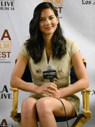 Olivia Munn - 2014 Los Angeles Film Festival 6/15/14