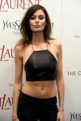 Nicole Trunfio - 'Yves Saint Laurent' Premiere in NYC 6/16/14